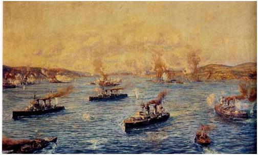 """""""Çanakkale Savaşı"""" İstanbul Askeri Müzesi"""