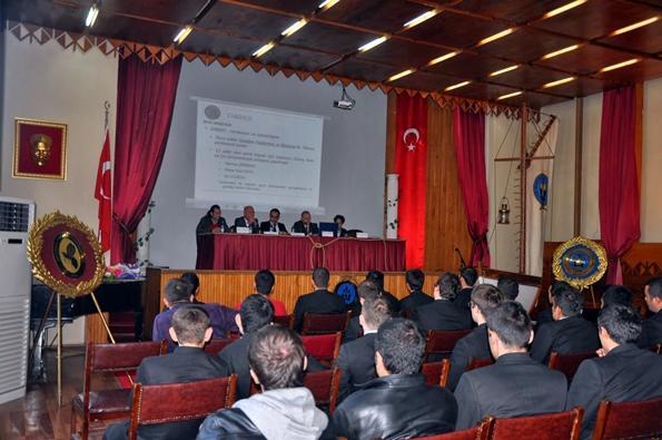 İTÜ DF Kariyer Günleri Konuğu İnce Denizcilik - 2