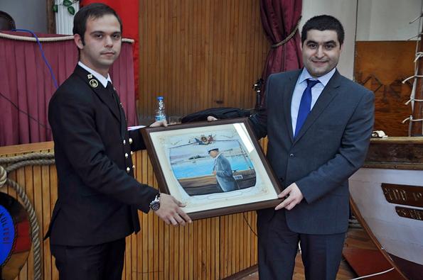 İTÜ Denizcilik Fakültesi Kariyer Klubü Chevron Şirketi