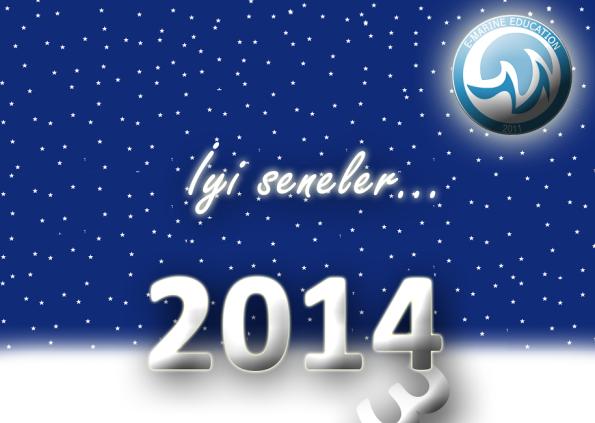 2014 Yeni Yıl Görseli