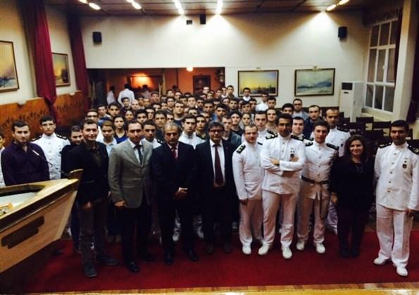 İTÜ Denizcilik Fakültesi GEMIMO Konferans-1