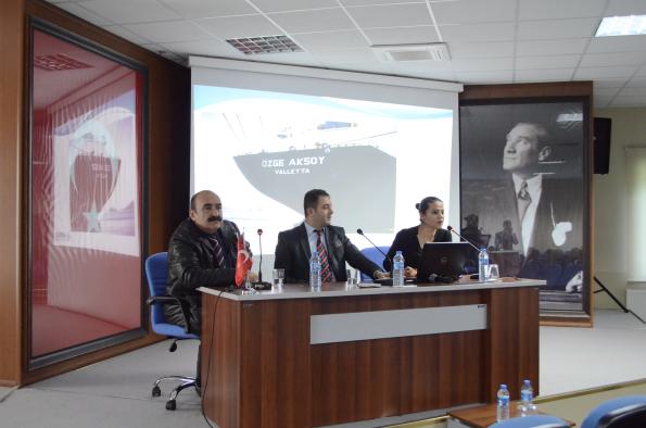 Akmar Denizcilik Recep Tayyip Erdoğan Üniversitesi Kariyer Günlerinde