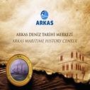 Arkas Deniz Tarihi Merkezi Logo