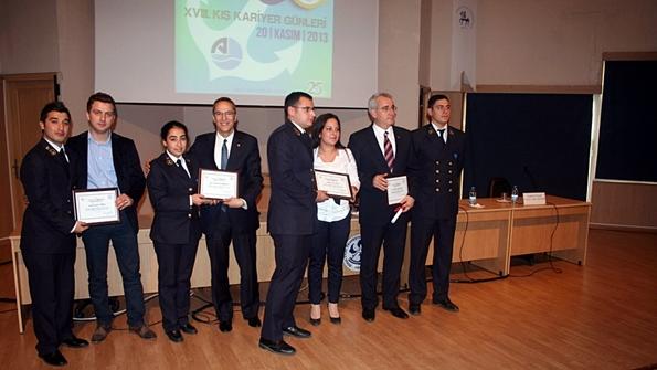 Arkas Denizcilik DEÜ Kariyer Günleri -2