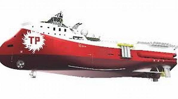 Barbaros Hayrettin gemisi 1