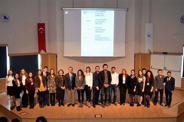 DEÜ Denizcilik Fakültesi Bahar Kariyer Günleri 3.oturum