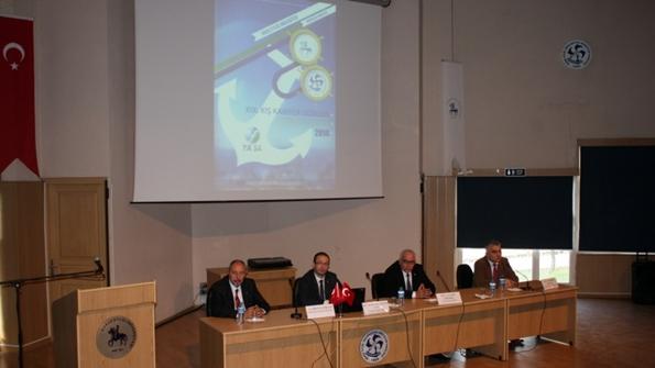 DEÜ Denizcilik Fakültesi Kariyer Günleri Konuğu Yasa Denizcilik Oldu