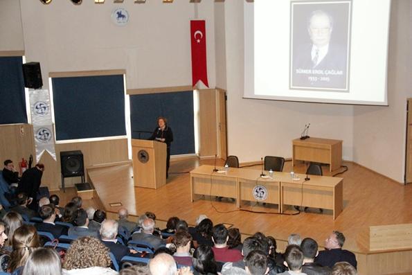 Denizcilik Fakültesi Dekanı Prof. Dr. Güldem Cerit