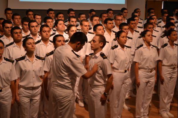 Dokuz Eylül Üniversitesi Denizcilik Fakültesi 2017 Dönemi Yemin Töreni (4)