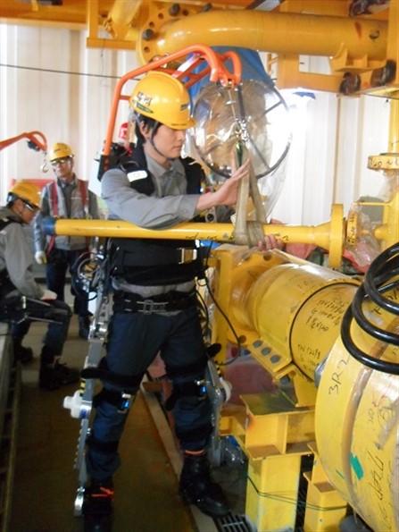 Exoskeleton ve Denizcilik