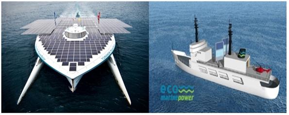 Güneş ve Rüzgâr Enerjili Gemiler