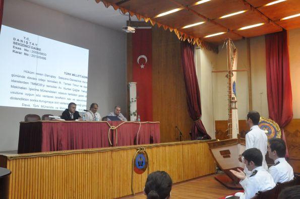GEMİMO - Denizcilik Fakültesi Öğrencileri ile Buluştu 5