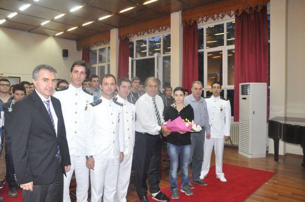 GEMİMO - Denizcilik Fakültesi Öğrencileri ile Buluştu 6