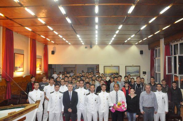 GEMİMO - Denizcilik Fakültesi Öğrencileri ile Buluştu 7