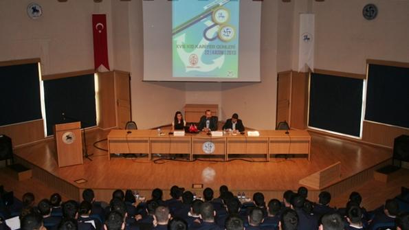 Genel Denizcilik DEÜ Kariyer Günlerindeydi 2013-1