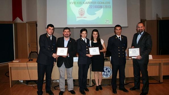 Genel Denizcilik DEÜ Kariyer Günlerindeydi 2013-3