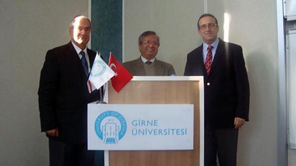 Girne Üniversitesi Konuğu Kaptan Özkan Poyraz (3)