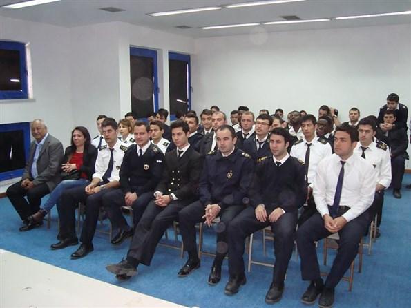 Girne Üniversitesi Teknecik Elektirik Santrali Ziyareti 1