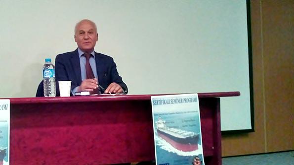 Kıran Holding İK Müdürü Kaptan Aşkı Çelik