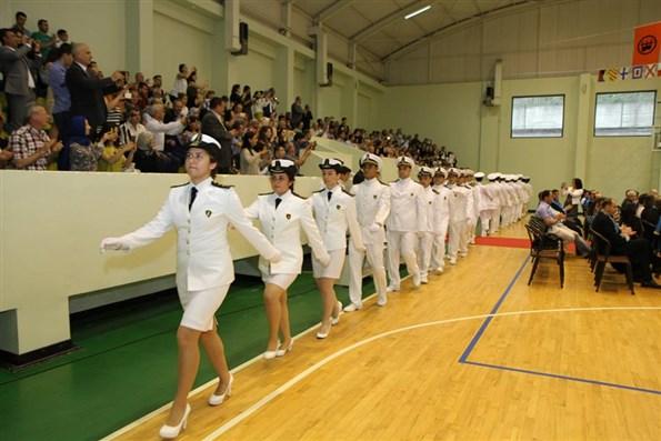 KTÜ DUİM mezuniyet töreni 2015