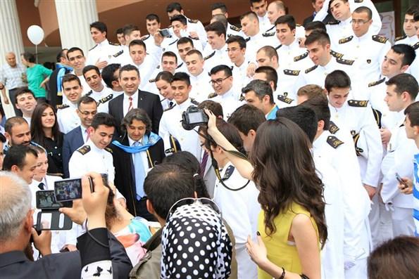 KTÜ DUİM mezunları