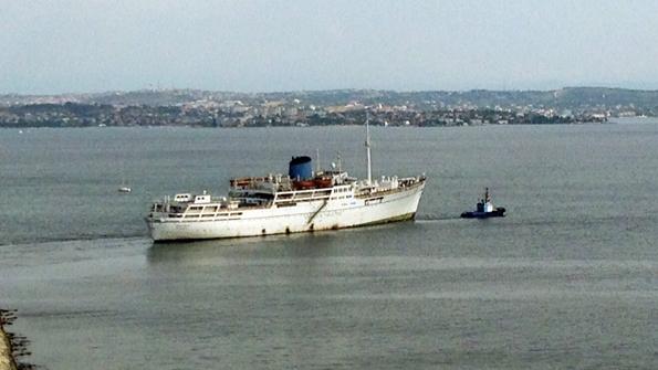 MV Akdeniz Eğitim Gemisi (3)