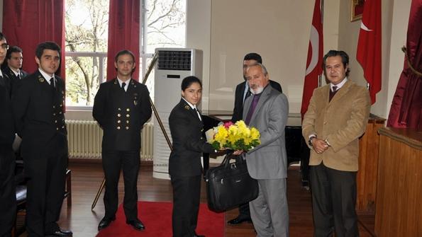 Mardaş Denizcilik İTÜ Kariyer Günlerinde 2013-2