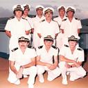 Neden Denizciler Beyaz Üniforma Giyer Logo
