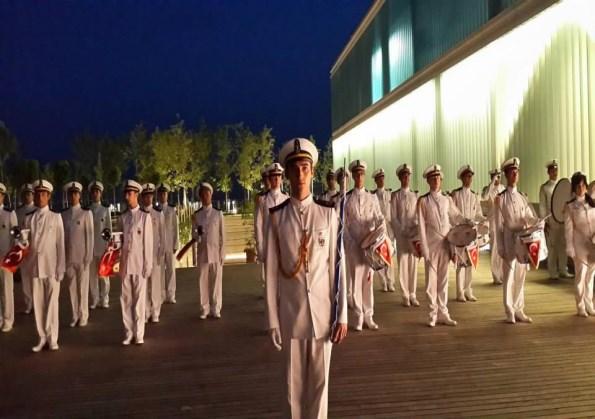 Piri Reis Üniversitesi Boru Trampet Takımı
