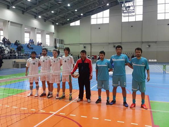 Piri Reis Üniversitesi Futbol Tenisi Takımı