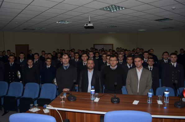 Recep Tayyip Erdoğan Üniversitesi Turgut Kıran Denizcilik Yüksekokulu Kariyer Günleri Konuğu Negmar Denizcilik Oldu.