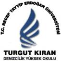 Recep Tayyip Erdoğan Üniversitesi Turgut Kıran Denizcilik Yüksekokulu