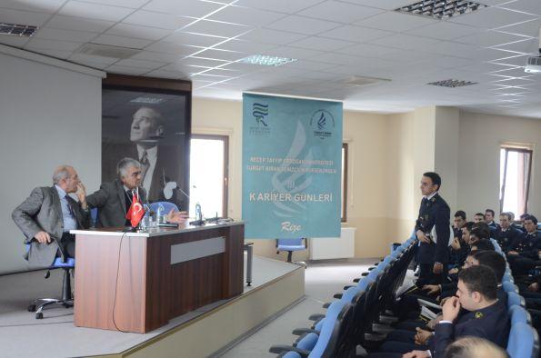 Recep Tayyip Erdoğan Üniversitesi- Yasa Denizcilik Muammer Bıçakçı ve Faruk Celayir
