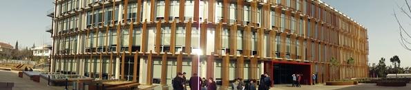 Riri Reis Üniversitesi Genel Görünüm