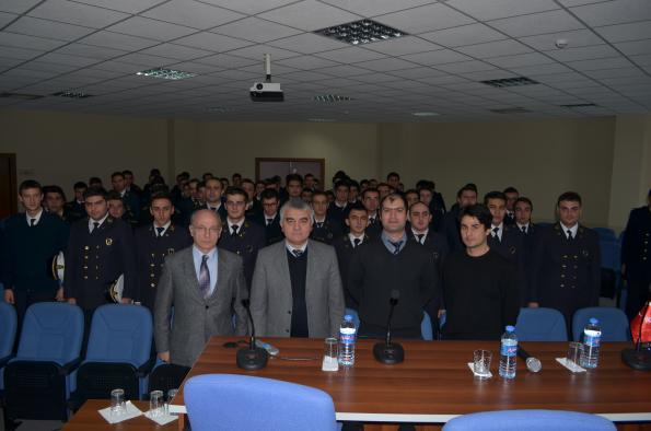 Turgut Kıran Denizcilik Yüksekokulu 3. Kariyer Günleri