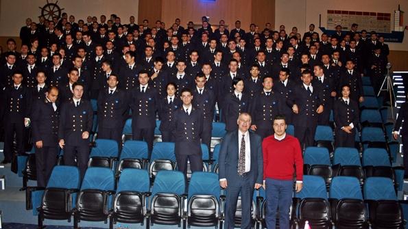 Turkon Denizcilik DEÜ Kariyer Günleri