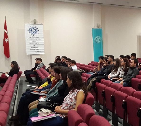 Uludağ Üniversitesi Gemlik Denizcilik Topluluğu İş'te Gelişim & Kişisel Gelişim Semineri Düzenlendi 3