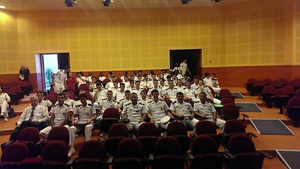 YDÜ Denizcilik Fakültesi