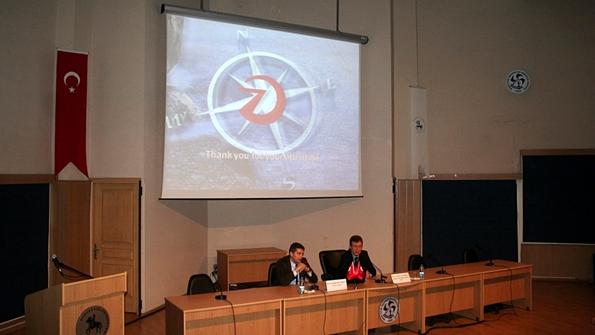 Zenith Gemi İşletmeciliği DEÜ Kariyer Günleri