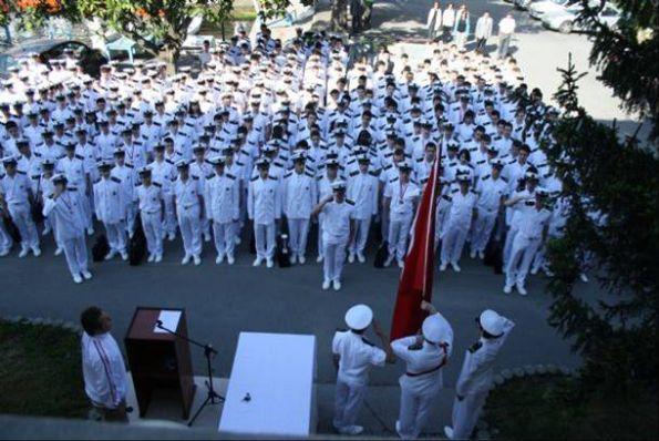 Ziya kalkavan denizcilik anadolu teknik lisesi görkemli bir törenle