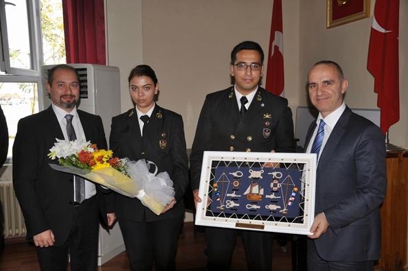 İTÜ DF 19.Kariyer-Beşiktaş Denizcilik (2)