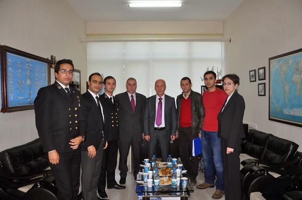 İTÜ DF Kariyer Günleri Konuğu İnce Denizcilik - 4