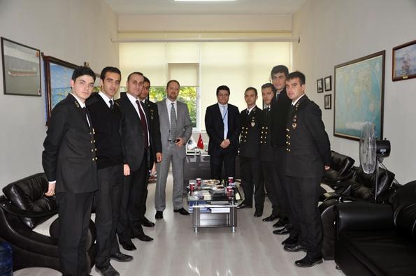 İTÜ Denizcilik Fakültesi Kariyer Günlerinde Active Denizcilik 3
