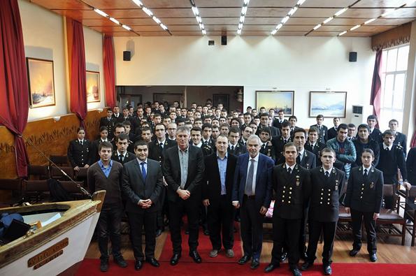 İTÜ Denizcilik Fakültesi Kariyer Klubü Chevron Şirketi (3)
