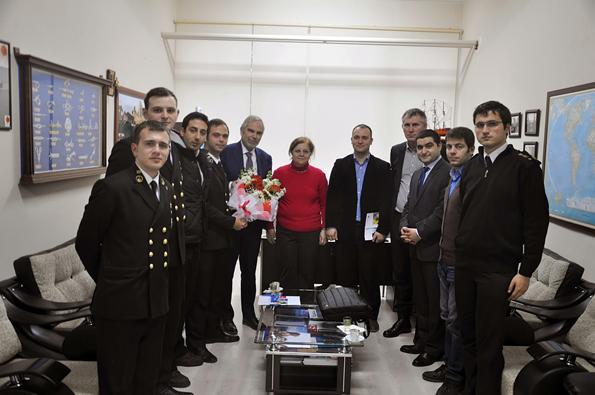 İTÜ Denizcilik Fakültesi Kariyer Klubü Chevron Şirketi (4)