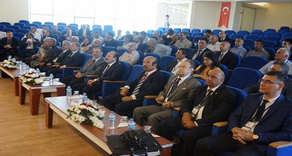 İskenderun Teknik Üniversitesi'nde 13. Denizcilik Eğitimi Konseyi Toplantısı