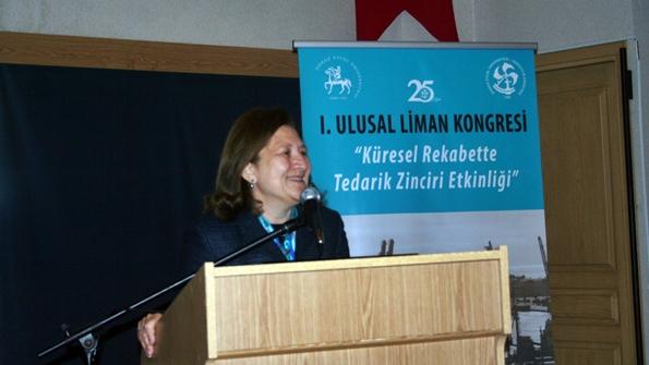 1. Ulusal Liman Kongresi Prof. Dr. Güldem Cerit
