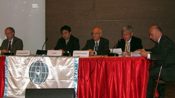 12. Uluslararası Makine Dairesi Simülatörleri Konferansı