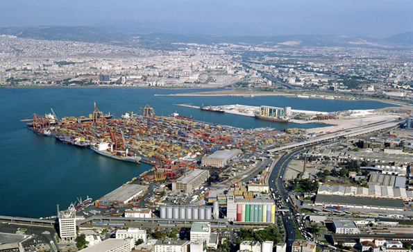 Alsancak İzmir Limanı