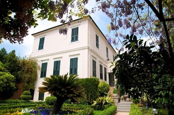 Arkas Deniz Tarihi Müzesi Dış Görünüm